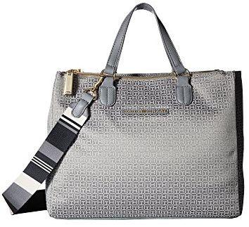5197c73f537 Bolsa Feminina Tommy Hilfiger Pauletta Original - Boutique na Web