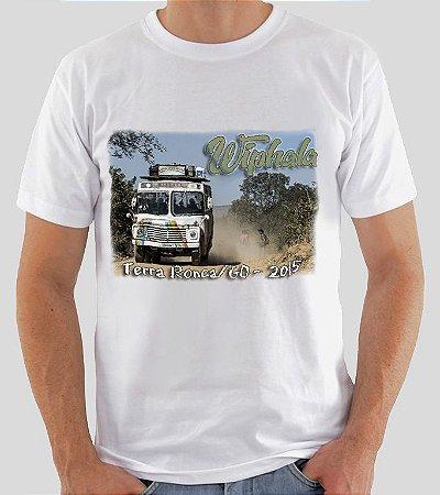 Camiseta Wiphala - Terra Ronca 2015
