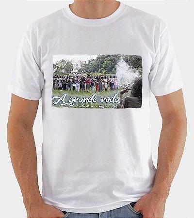Camiseta A Grande Roda - Defumação