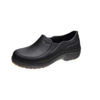 Sapato Preto Linha Flex Clean Marluvas uso serviços gerais