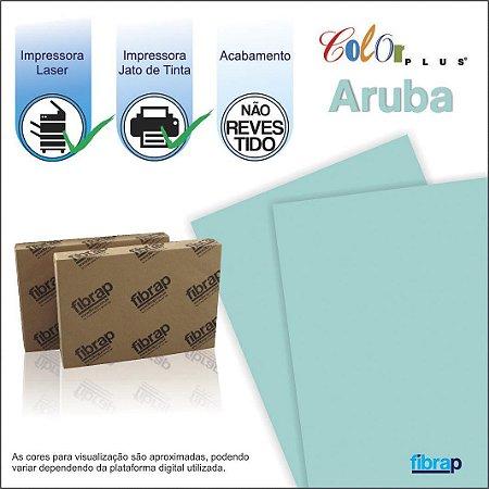 Color Plus Aruba,  pacote 100fls.