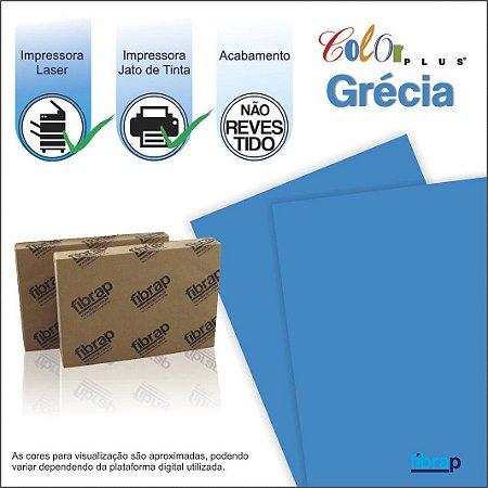 Color Plus Grécia,  pacote 100fls.