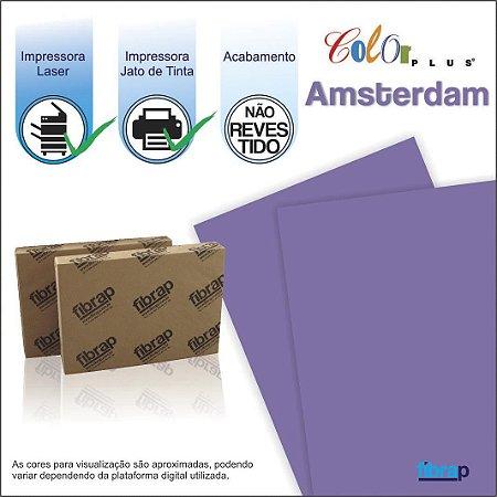 Color Plus Amsterdam,  pacote 100fls.