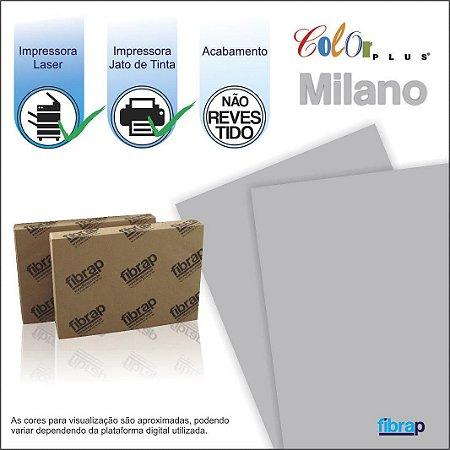 Color Plus Milano,  pacote 100fls.