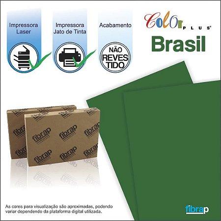 Color Plus Brasil,  pacote 100fls.