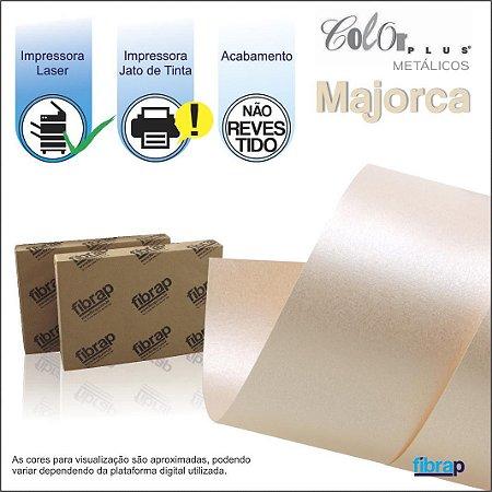 Color Plus Metálico Majorca,  pacote 100fls.