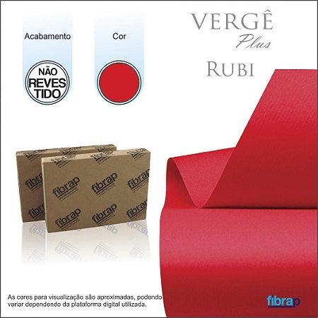 Vergê Rubi,  pacote 100fls.