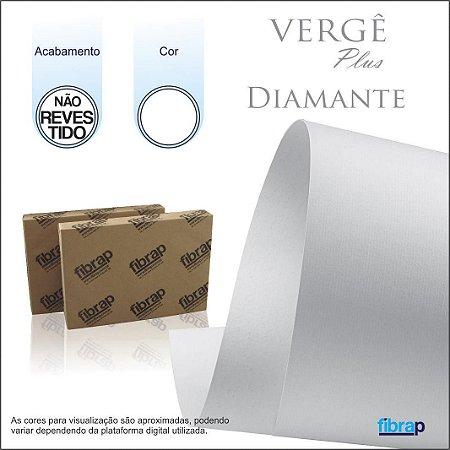 Vergê Diamante,  pacote 100fls.