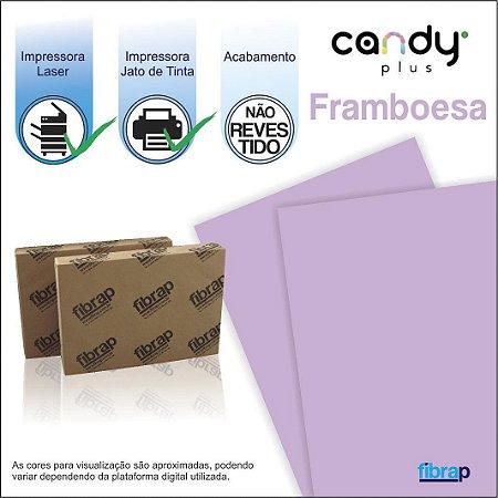 Candy Plus Framboesa,  pacote 100fls.