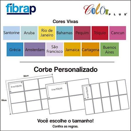 Color Plus Cores Vivas, corte Personalizado.