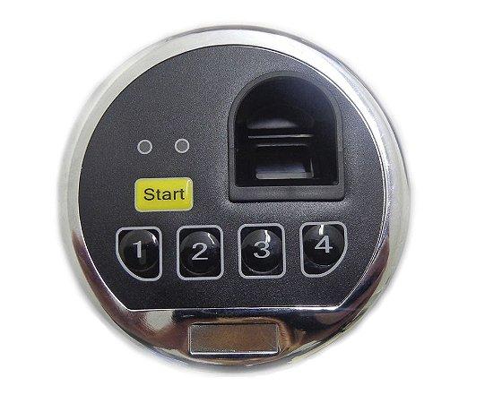 Fechadura Digital – GS 03 Biométrica com Tranca