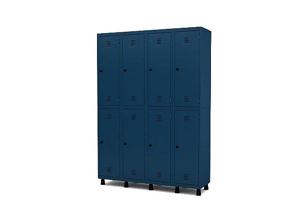 Roupeiro De Aço 8 Portas - GRP/GRF 504-8
