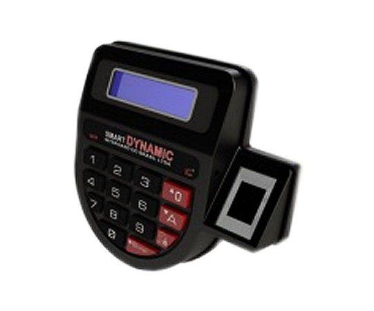 Kit Fechadura Eletrônica Digital - Smartgard Dynamic TR BIO SM