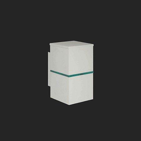 Arandela Alumínio Retangular Interna 1 Filete