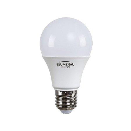 Lâmpada LED Bulbo 12W Luz Branca Sala Abajur Bivolt A60 E27