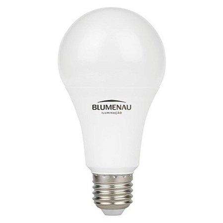 Lâmpada LED Bulbo Luz Branca 15W 6500K Bivolt A65 E27 1350Lm