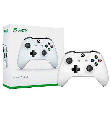 Controle Xbox One Branco
