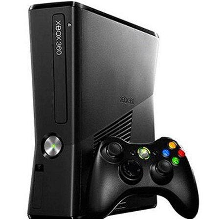 Xbox 360 Semi Novo - Destravado