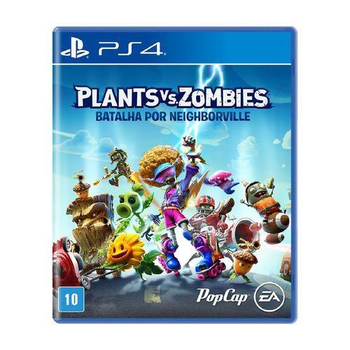 Plants vs Zombies - Ps4