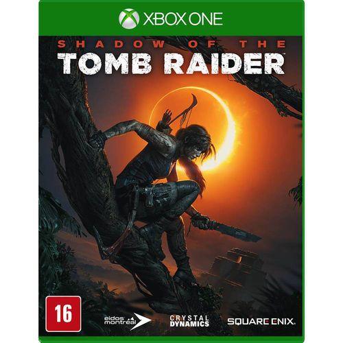 Shandow Of The Tomb Raider  Semi Novo - Xbox