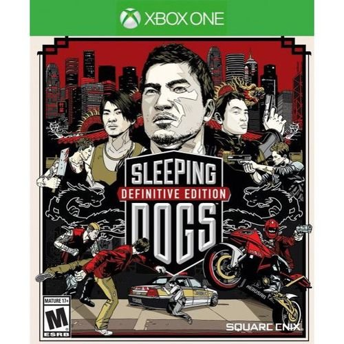 Slleping Dogs Edition Semi Novo - Xbox