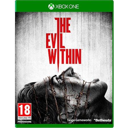 The Evil Within Semi Novo - X Box