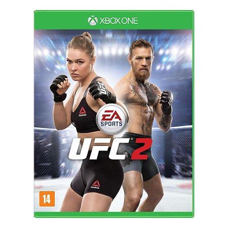 UFC 2 - X Box