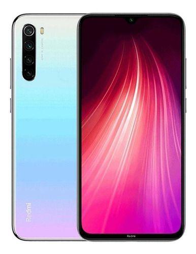 SmartPhone Xiaomi Redmi note 8 64GB - Branco Lua