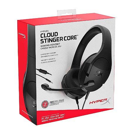 Headset Gamer Hyperx Cloud Stinger Core 5.1