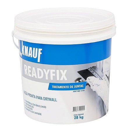 Massa para Juntas Drywall - Knauf Readyfix 28 kg