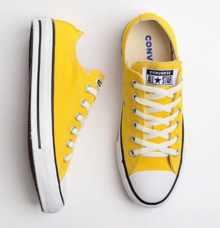Tênis  chuck taylor all star amarelo- CT04200034