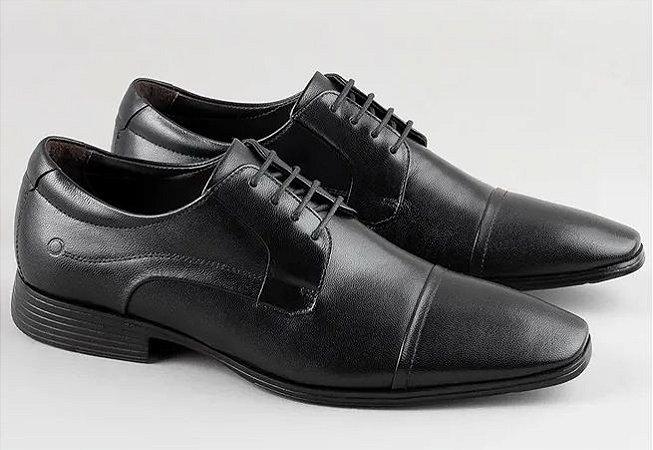 Sapato Democrata Metropolitan Aspen Preto- 450052-001