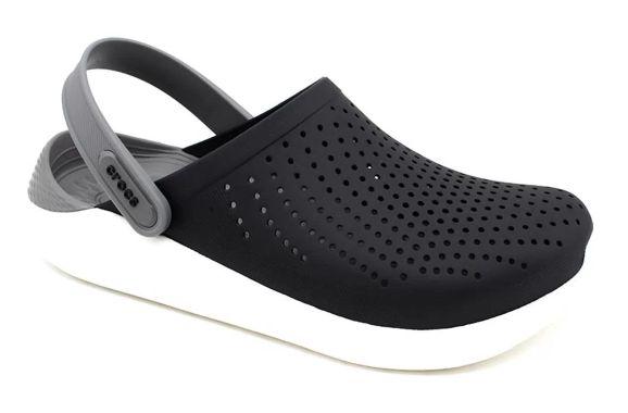 Crocs LiteRide Clog - Preto/204592-05M