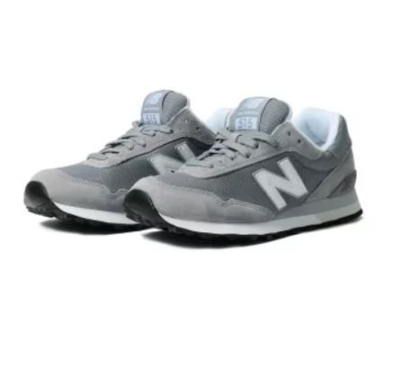 Tênis New Balance WL515RSA - Masculino Cinza