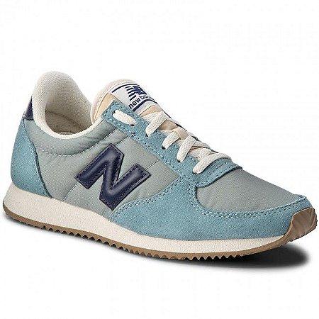 Tênis  New Balance - WL220OG Blue- Feminino