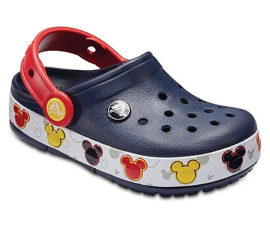 Crocs Croclights Infantil Mickey Navy- 204994-410