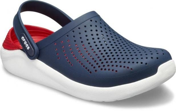 Crocs LiteRide Clog - Navy/Pepper - 204592-4CC