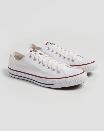Tênis Converse All Star Chuck Taylor - Branco - CT00010001