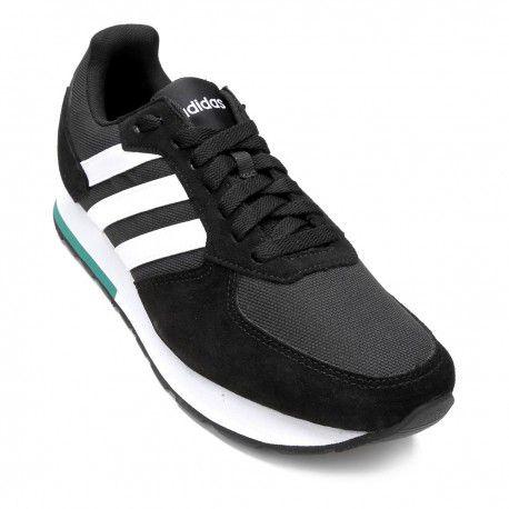 F34480-Tênis Adidas 8K M -Black/White