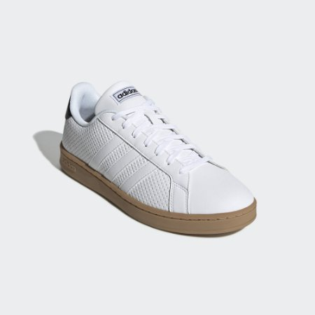 EE7886-Tênis Grand Court - Branco