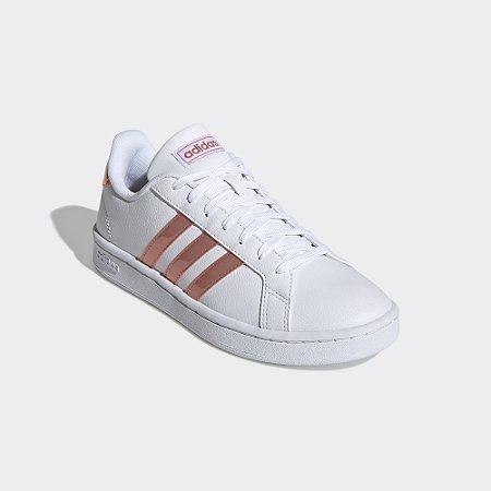 EE8178-Tênis Grand Court - Branco