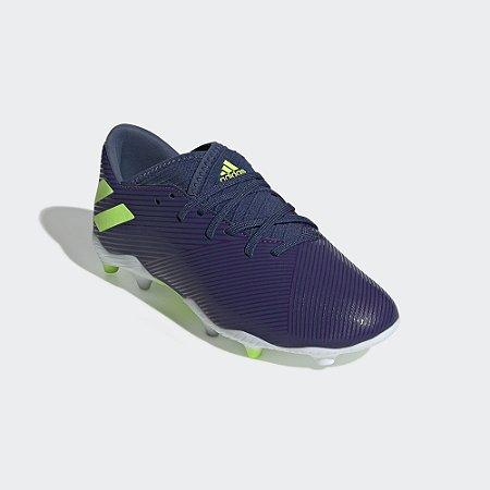 EF1814-Chuteira NMZ Messi 19 FG J Adidas.