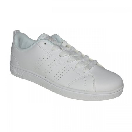 BB9975-Tênis VS Advantage Clean K Adidas - Branco