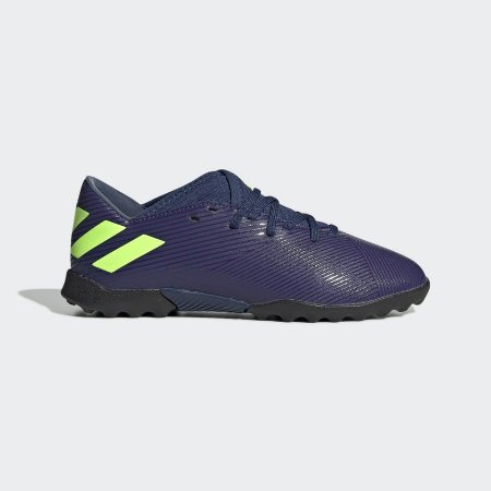 EF1811-Chuteira MNZ Messi 19.3 TF Society Adidas