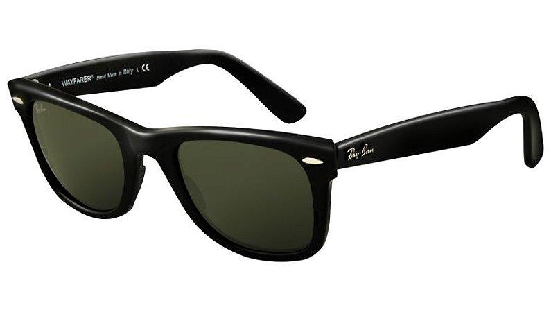 Óculos Wayfarer Estilo Ray Ban - Brazil Outlet 7f85dd9a0e