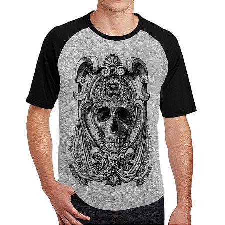 Camiseta Raglan Romana