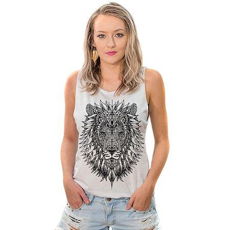 Regata Cavada Leão Tattoo