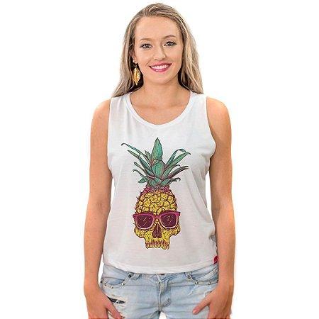 Regata Cavada Pineapple Skull