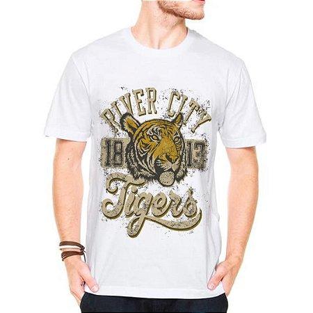 Camiseta Manga Tigers