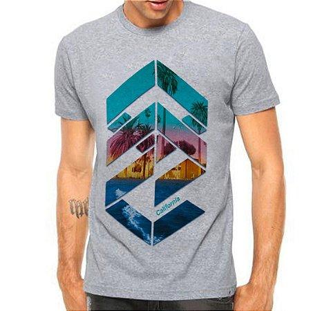 Camiseta Manga Curta california one